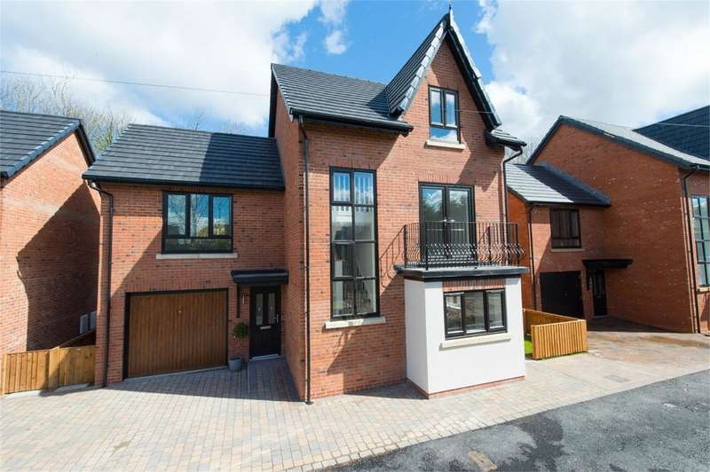5 Bedrooms Detached House for sale in Chew Moor Lane, Lostock, Bolton, BL6