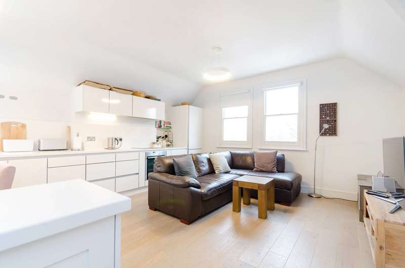 1 Bedroom Flat for sale in Langley Avenue, Surbiton, KT6