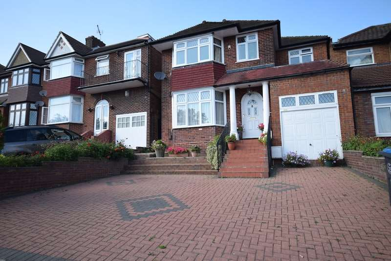 4 Bedrooms Detached House for sale in Kingsbury Road, London, London, NW9