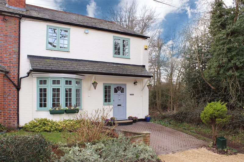 4 Bedrooms Semi Detached House for sale in The Acorns, Kiln Lane, Binfield Heath, Henley-on-Thames, RG9
