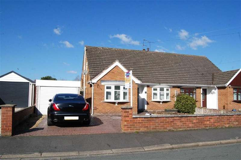 4 Bedrooms Semi Detached Bungalow for sale in The Green, Whitby, Ellesmere Port