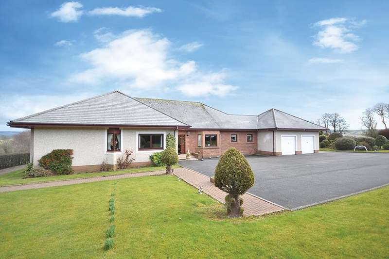 4 Bedrooms Detached Villa House for sale in Hawthorn Park Elms Way, Maybole, KA19 8BB