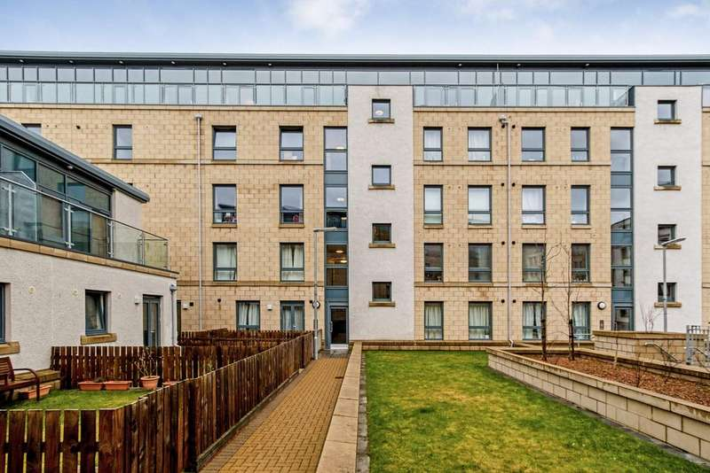 3 Bedrooms Flat for sale in 2/7 Handyside Place, Gorgie, Edinburgh, EH11 1ZH