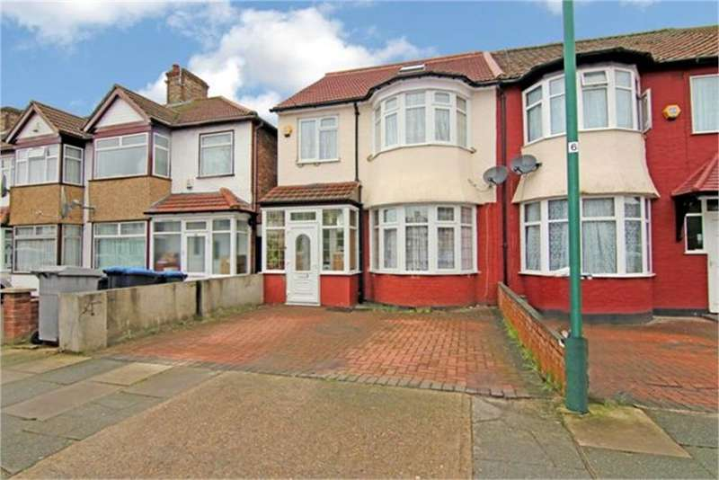5 Bedrooms End Of Terrace House for sale in Avondale Avenue, London