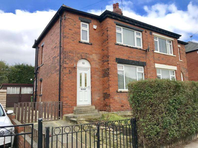 3 Bedrooms Semi Detached House for sale in DUNHILL RISE, LEEDS, LS9 0EB