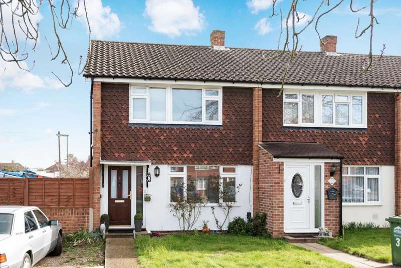3 Bedrooms House for sale in Bingley Road, Sunbury-On-Thames, TW16