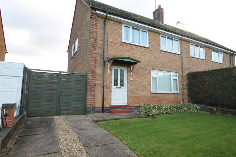 3 Bedrooms Semi Detached House for rent in Bells End Road, Walton-On-Trent, Swadlincote