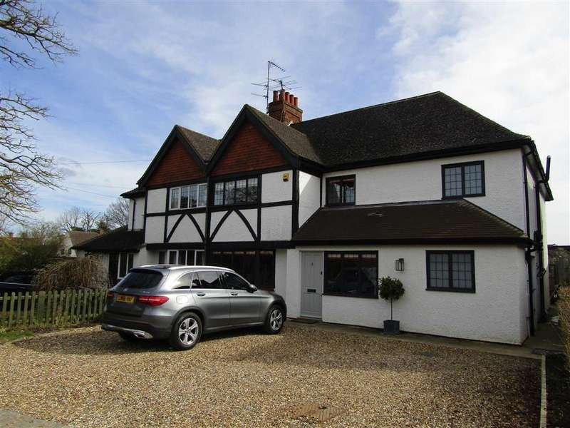 3 Bedrooms Semi Detached House for sale in Lister Avenue, Hitchin, SG4