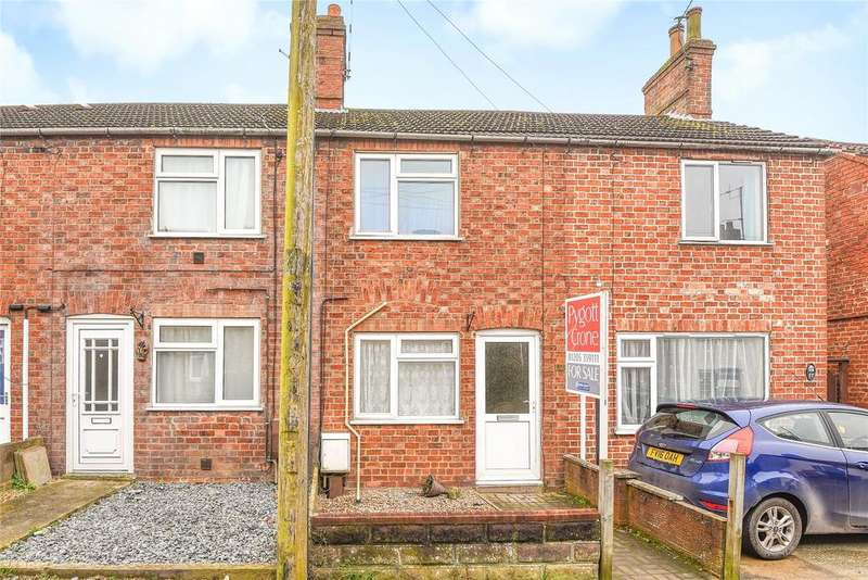 2 Bedrooms Terraced House for sale in Newtown, Spilsby, PE23