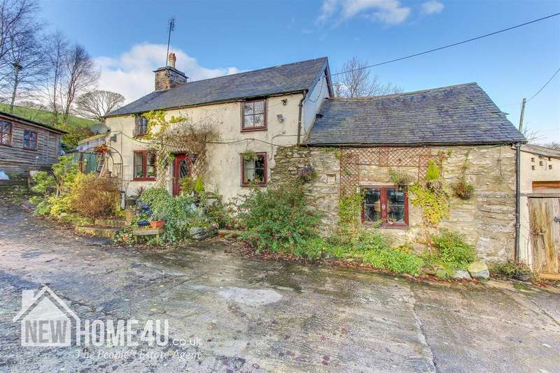 3 Bedrooms Detached House for sale in Melin-Y-Wig, Corwen