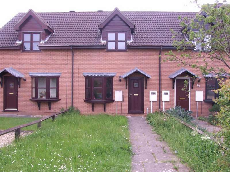 2 Bedrooms Semi Detached House for rent in Horseshoe Road, Spalding