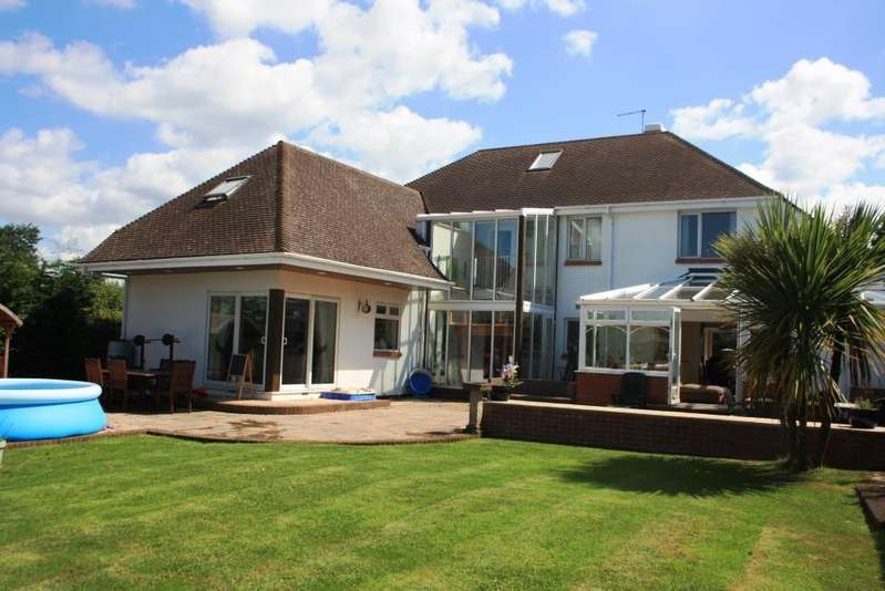 6 Bedrooms Detached House for sale in Whimple