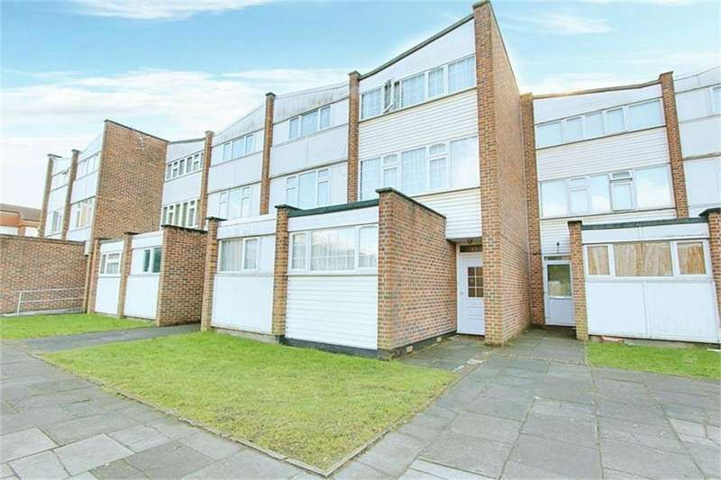4 Bedrooms End Of Terrace House for sale in Lovett Way, London
