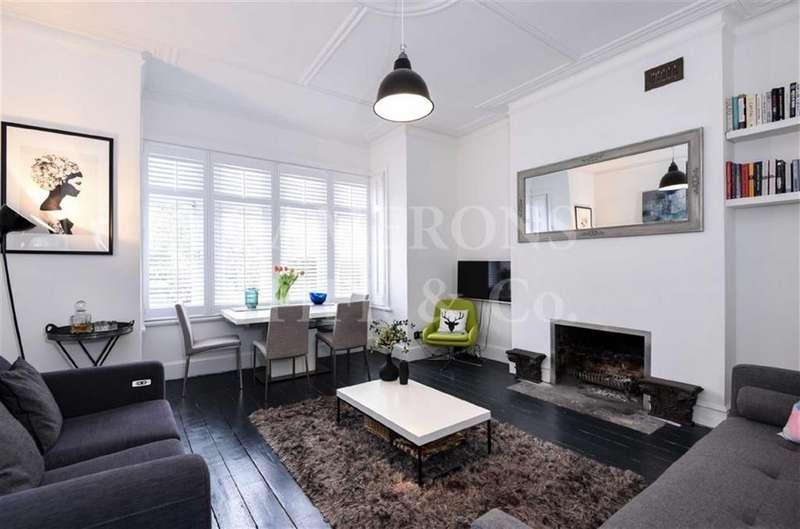 2 Bedrooms Apartment Flat for sale in Blenheim Gardens, Willesden Green, London, NW2