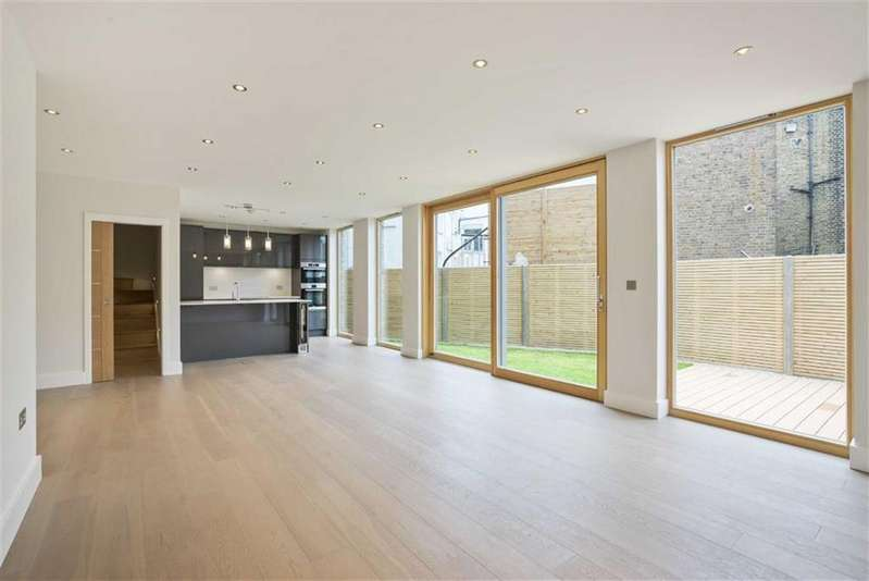 3 Bedrooms Detached House for sale in Messina Avenue, West Hampstead, London, NW6