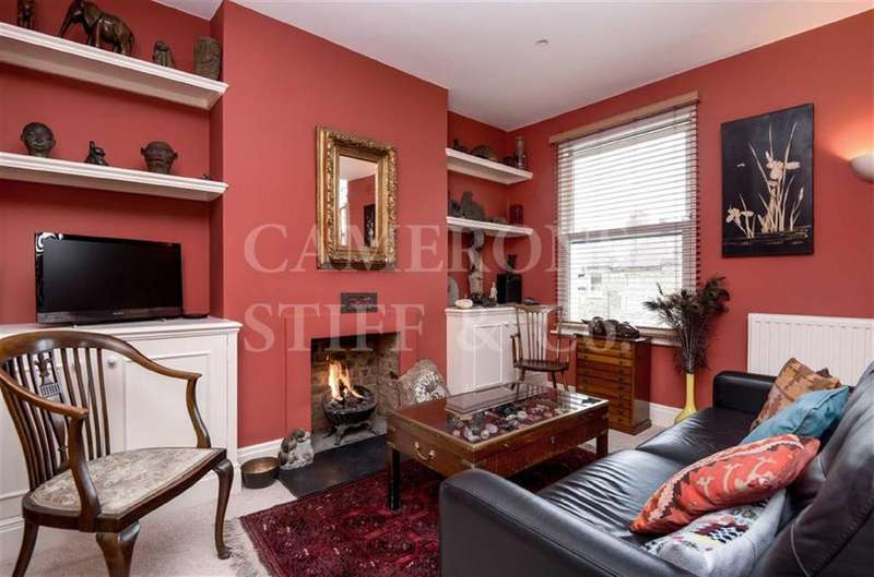 2 Bedrooms Apartment Flat for sale in Bravington Road, Queens Park, London, W9