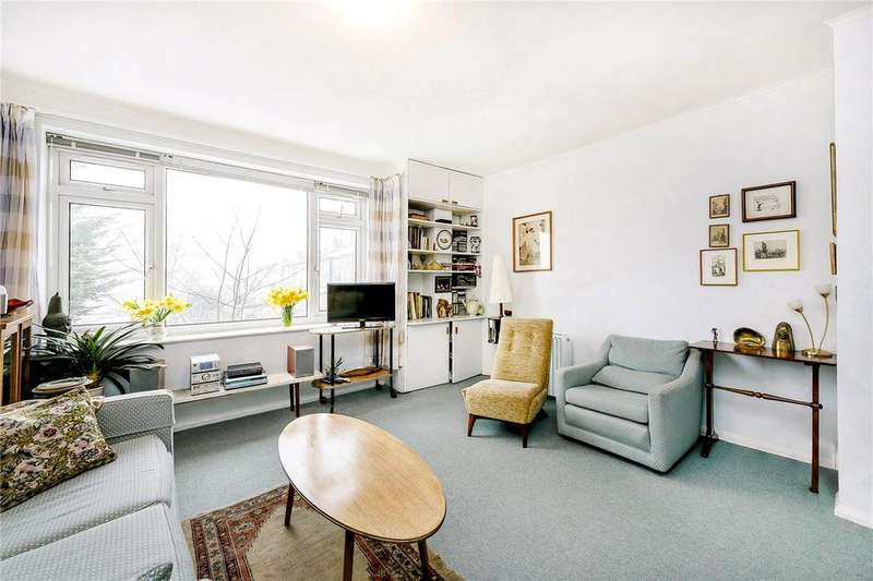 1 Bedroom Flat for sale in Pamlion Court, Crouch Hill, London, N4