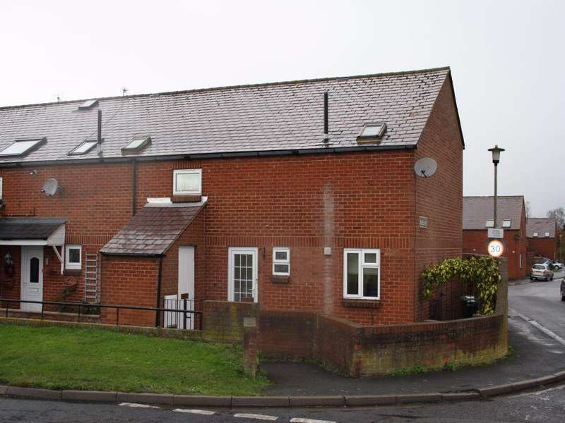 3 Bedrooms Terraced House for rent in Howland Road, Thame, Oxfordshire, OX9