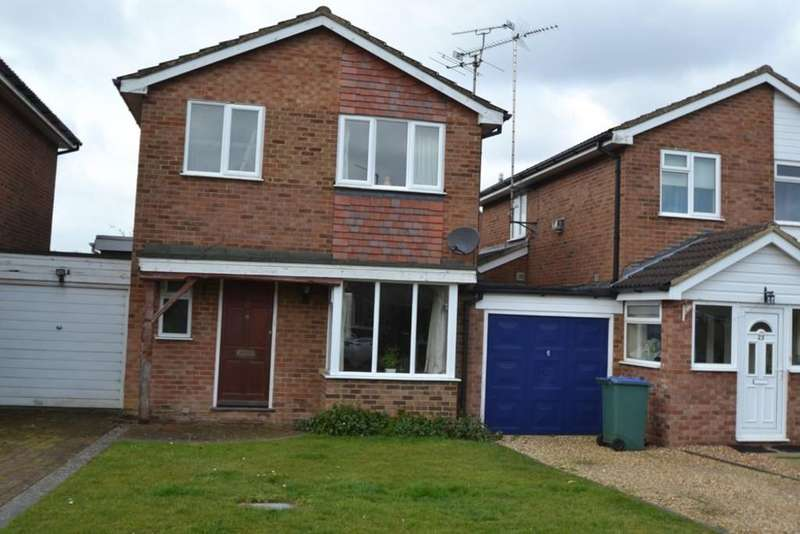 3 Bedrooms Link Detached House for sale in Tank House Road, Winslow