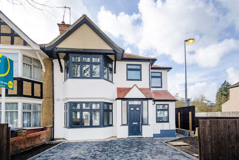 3 Bedrooms Maisonette Flat for rent in Northwick Avenue, Harrow on the Hill, HA3