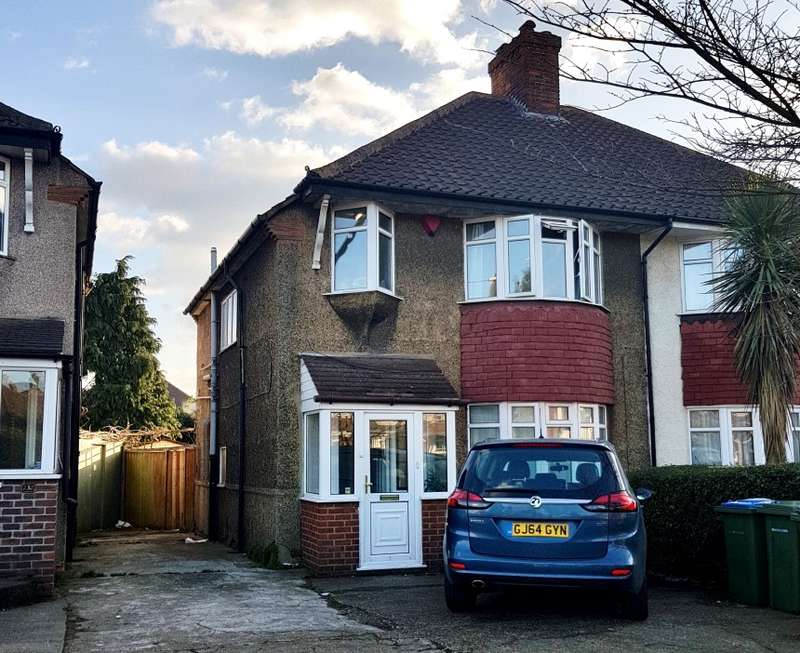 3 Bedrooms Semi Detached House for sale in Shooters Hill Road, Blackheath, London, SE3 8UW