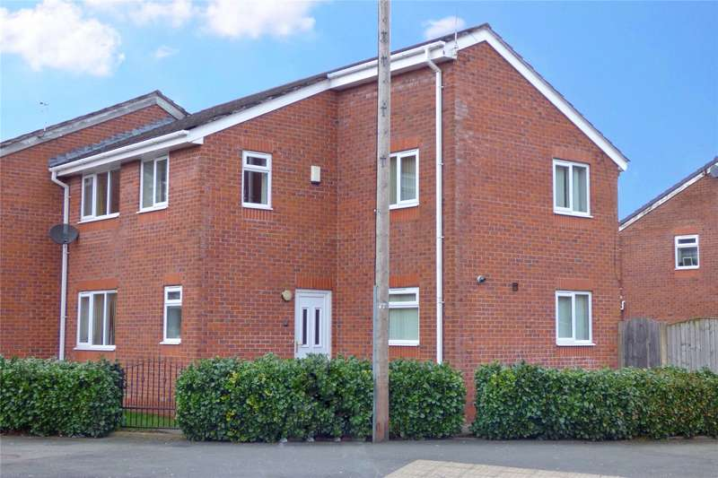 3 Bedrooms Semi Detached House for sale in Bacup Street, Moston, Manchester, M40