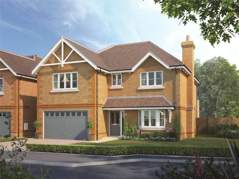 4 Bedrooms House for sale in Oaks Meadow, West End, Woking, Surrey, GU24