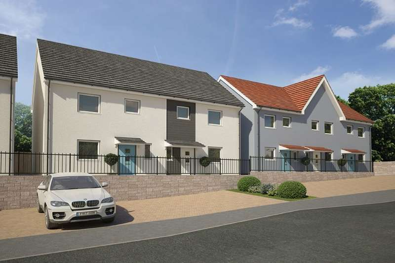 2 Bedrooms Semi Detached House for sale in Poets Corner Chaucer Way, Plymouth, PL5