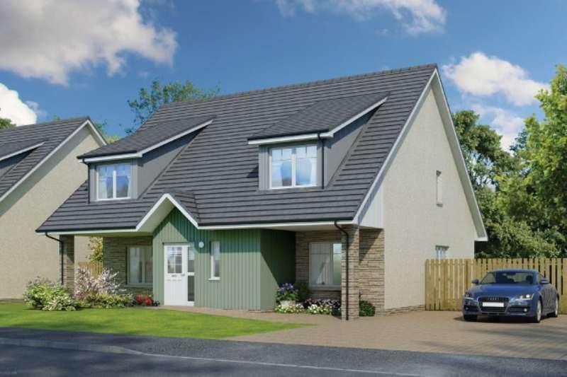 5 Bedrooms Detached House for sale in Oakley Road, Saline, Dunfermline, KY12