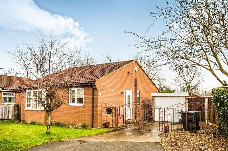 2 Bedrooms Detached Bungalow for sale in Brampton Lane, Armthorpe, Doncaster, DN3