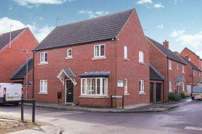 4 Bedrooms Detached House for sale in Forge Road, Dursley, Gloucestershire, .