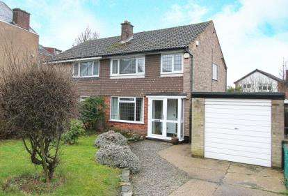 3 Bedrooms Semi Detached House for sale in Hawksley Avenue, Chesterfield, Derbyshire