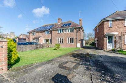 3 Bedrooms Semi Detached House for sale in Haslingfield, Cambridge, Cambridgeshire