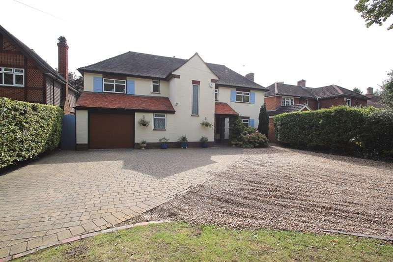 4 Bedrooms Detached House for sale in Kiln Road, Fareham
