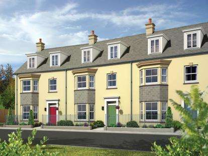 5 Bedrooms Terraced House for sale in Nansledan, Newquay, Cornwall