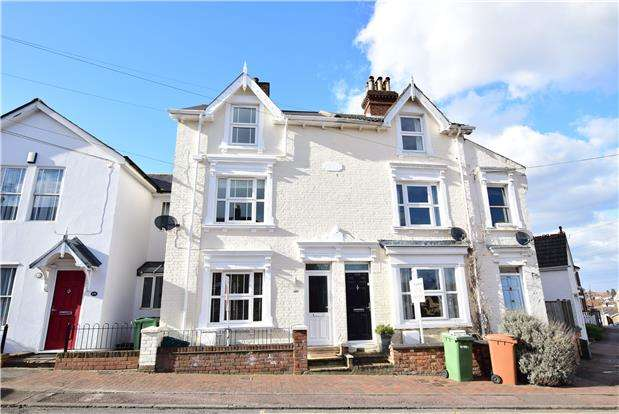 3 Bedrooms Terraced House for sale in Queens Road, TUNBRIDGE WELLS, Kent, TN4 9JY