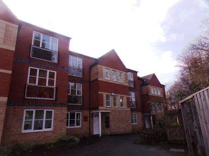 2 Bedrooms Flat for sale in Pavilion Grove, Burton On Trent, Staffordshire