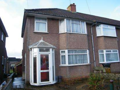 3 Bedrooms Semi Detached House for sale in Lavington Road, St. George, Bristol