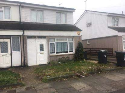 3 Bedrooms Semi Detached House for sale in Hockwell Ring, Luton, Bedfordshire
