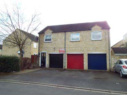 1 Bedroom Detached House for sale in Avocet Way, Bicester, Oxfordshire