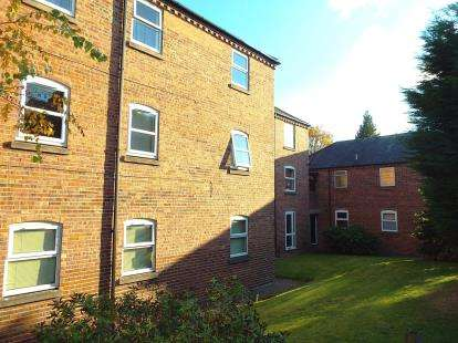 3 Bedrooms Flat for sale in Diani House, Victoria Place, Worcester, Worcestershire
