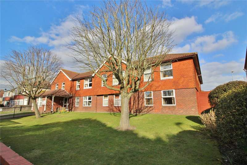 1 Bedroom Retirement Property for sale in Gainsborough Lodge, South Farm Road, Broadwater, BN14