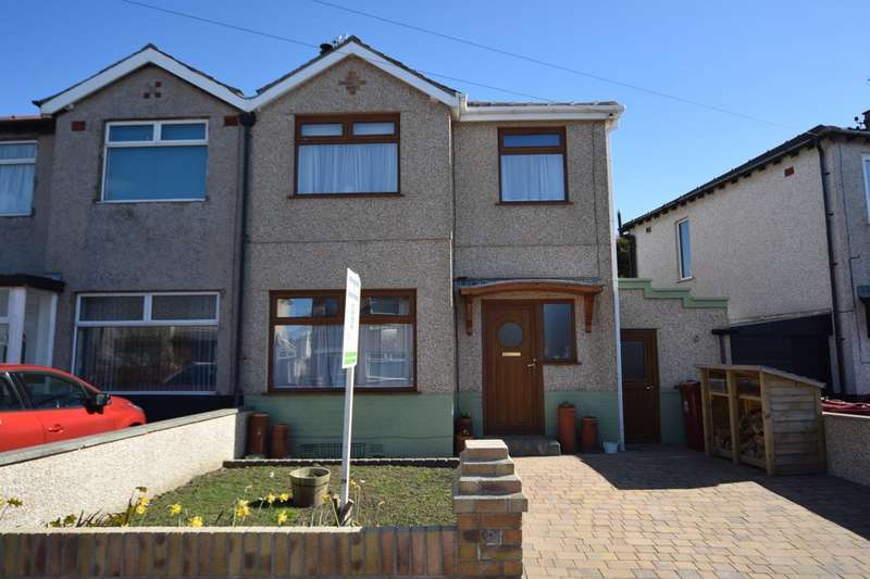 3 Bedrooms Semi Detached House for sale in Plymouth Street, Walney, Cumbria, LA14 3AN