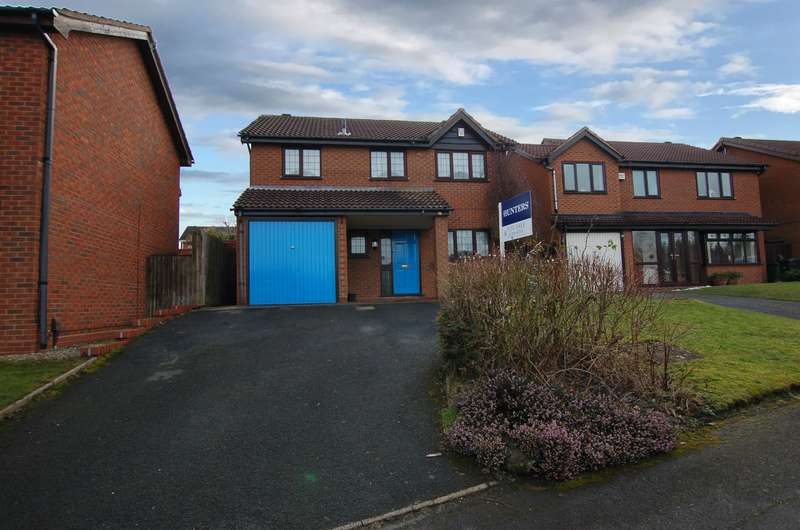 4 Bedrooms Detached House for sale in Lakeside Court, Brierley Hill, DY5 3RQ