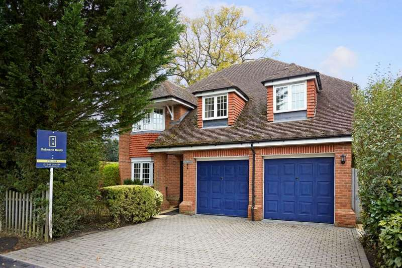 5 Bedrooms Detached House for sale in The Avenue, Ascot