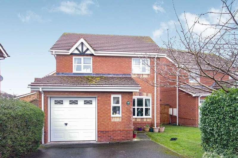 3 Bedrooms Detached House for sale in Ffordd Maes Yr Haf, Prestatyn