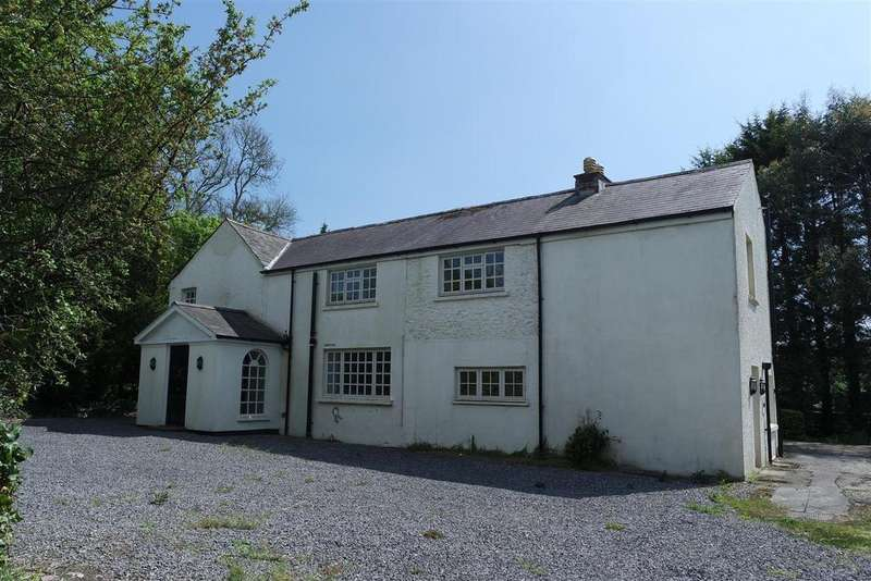 4 Bedrooms Detached House for sale in The Rhos, Haverfordwest