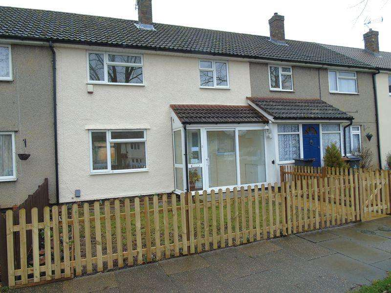 3 Bedrooms Terraced House for sale in Holly Leys, Stevenage