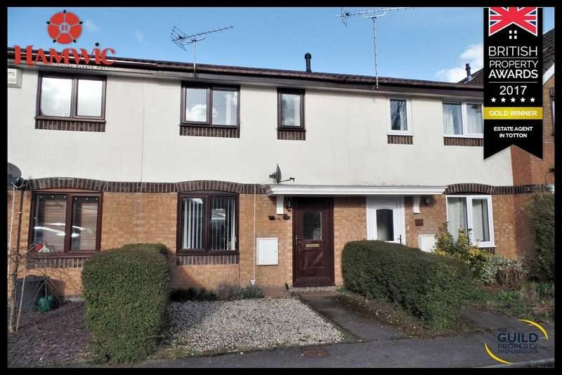 2 Bedrooms Terraced House for sale in Springfield Drive, Ashurst Bridge , Southampton SO40