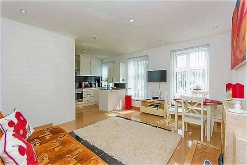 2 Bedrooms Apartment Flat for sale in Cecil Road, Harlesden
